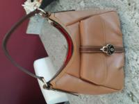 Dooney & Bourke Santorini Hobo Bag Handbag