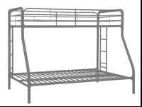 I'm selling a brand new twin over full size bunk bed
