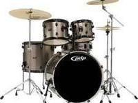 NEW PDP by DW Drums Mainstage Complete Drum Set. This