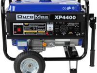**BRAND NEW** In Box DuroMax XP4400 Portable Gas