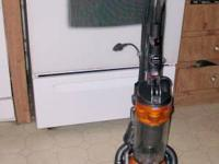 NEW DYSON DC25 BALL ALL FLOORS VACUUM CLEANER WITH