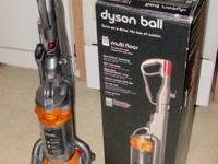 NEW DYSON DC25 MULTI FLOOR BALL VACUUM CLEANER WITH