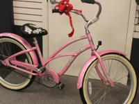 For sale is this cool, little, NEW Electra Hawaii girls