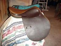 "Brand New with tags 17"" Coventry close contact saddle"