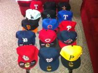 I have brand new New ERA hats for sale. These are