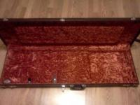 I have a brand new Fender Jazz Bass Hardshell Case.