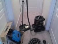 Filter Queen vacuum Cleaner New Unused Includes Power