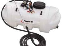 Fimco 15 gallon sprayer. NEW. $75   Location: Ocala