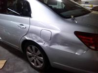 NEW FINISH AUTO BODY. * Quality body and paint repair