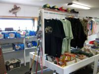 Lots of New Fishing Equipment consisting of several