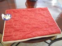 "Brand NEW Foam Pet Mat-$15  24""x17"", has sew in paw"