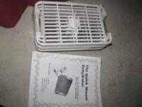 Nesco Minute Microwave Food Dehydrator new in package,