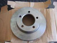 The New rotors will fit Ford F100 & F150 pickups from