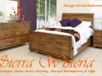 GET THIS FOUR PIECE ARTISAN PROVENCE BEDROOM COLLECTION