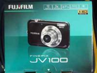 New In Box - FujiFilm Finepix JV100 12 MegaPixel, 3X