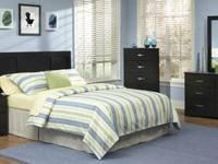 005 NEW FULL/ QUEEN 5PC BEDROOM SET, WITH FRAME ONLY