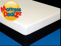 **NEW** full size VISCO MEMORY FOAM mattress SET!! This