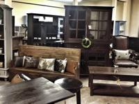 Past Southern Furnishings has the rustic, high-end high