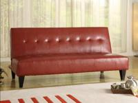 See the picture for our bicast futon sofa bed that we