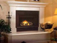 VANGUARD VCD36 NEW Direct Vent Gas Fireplace with the