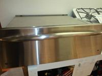 New GE Profile Stainless Steel Warming Drawer Version