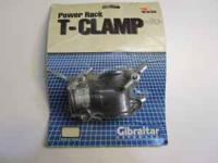 Up for grabs is for a new Gibraltar SC-GPRTC T-Clamp to
