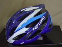 Giro Savant Cycling Helmet Condition: New Color: