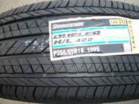 We have tires for your Acadia or Traverse!  They are
