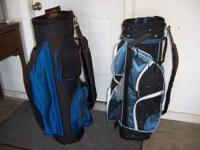 Two never used Golf Bags...Excellent condition..$25.00