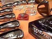 Brand new in box Warrior clubs they are custom made for