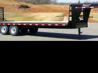 "New ""Better Built"" Gooseneck Trailers Have Arrived:"