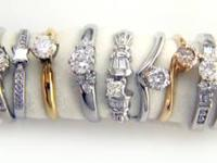 Check out our NEW Diamond Engagement rings! $599 or