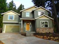 BRAND-NEW Gorgeous house in Lake Oswego. Place: Lake