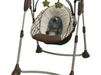 Graco Visit Me 2-in-1 Portable Swing $ 59.99. Brand