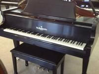 New Grand Pianos starting @ 6,995.00.  Price includes