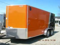 We have brand new H&H Trailers with new inventory