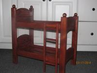 New Handmade Beds for $29.00, Bunk Beds for $49.00