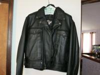 New Harley Davidson Leather Jacket. I bought this