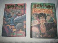 Brand new, Harry Potter by J.K. Rowling hardcover