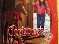 Liquidating a 30 year book collection. Christmas Colt
