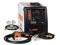 THIS IS A NEW HOBART HANDLER 140 MIG WELDER!! MAKE ME