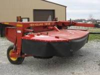 NEW HOLLAND 1412 DISC BINE CUTTER A-1 CONDITION