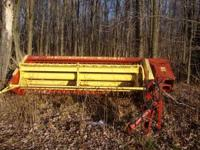 New Holland 492 Hay Bine in Excellent condition!! Good