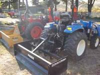 """""""2006"""" New Holland model tc29DA-HST tractor, w/14la New"""