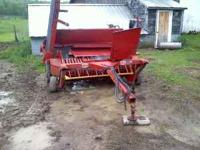 hay inverter new holland 166 good shape 3,200 or b.o.