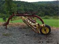 New holland hay rake for sale. Please call  Location: