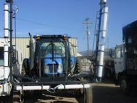 New Holland T6020 2-wd Cab Tractor # Z7BD02648 488.7