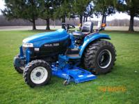 EXCELLENT CONDITION T-C 29 FORD FARM TRACTOR ....4X4 29