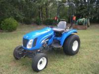 New Holland Compact Tractor TC-34da $9500 OBO