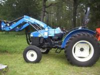 I have new Holland tractor /Front end Loader with 50